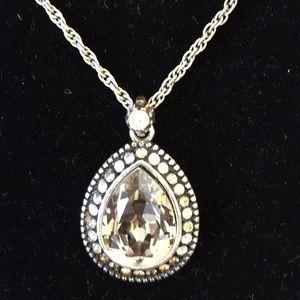 Stunning Rare Brighton large Swarovski necklace